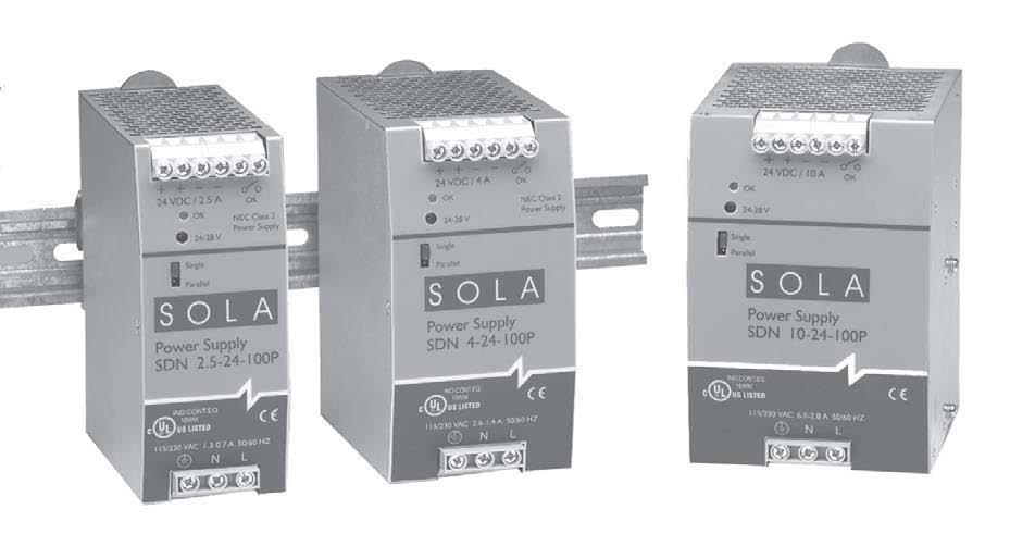 代理分销ETA-USA,SOLA电源变压器