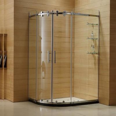 私人订制钢化玻璃淋浴房