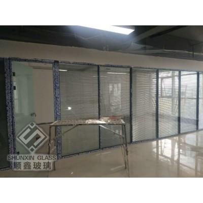 郑州办公室写字楼玻璃隔断厂家定制