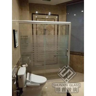 郑州玻璃淋浴房厂家定制厂家直销