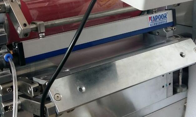 平刀模切组合线除静电器