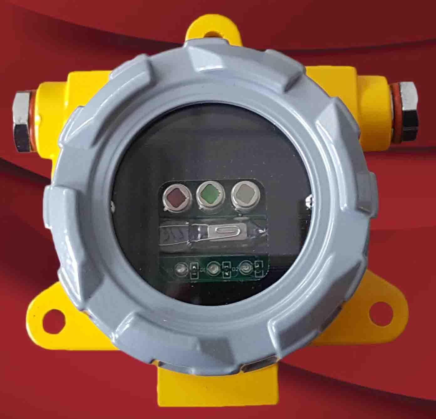 消防产品四波长火焰探测器  山东青岛火焰探测器价格图片