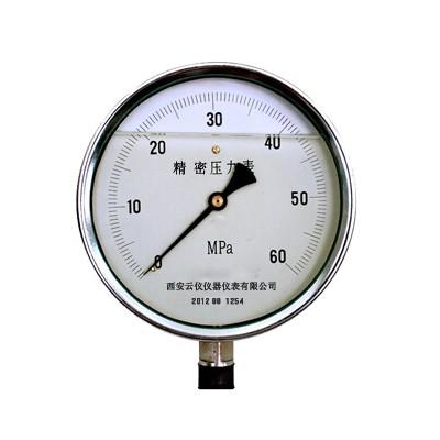 YBN-150 精密耐震压力表