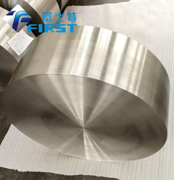 高压叶轮机械加工用钛合金TC4钛锻件