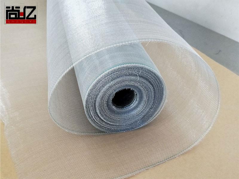 厂家直销 高镁合金窗纱 铝镁合金纱窗 永不生锈 耐腐蚀图片