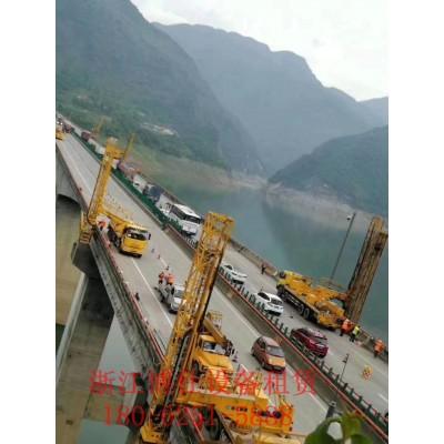 南京桥检车租赁,博仕设备公司经验丰富
