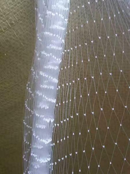 全新料尼龙防鸟网抗老化防鸟网大宽幅优质天网图片
