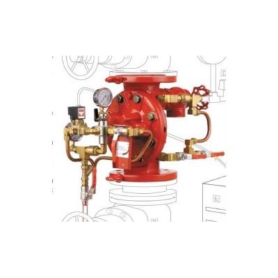 电控消防雨淋报警阀68-8-ISOPN16-DE/EL