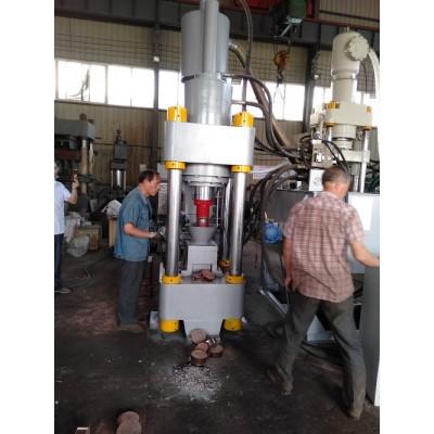 供应高端智能铜屑压块机Y鑫源厂家如何报价