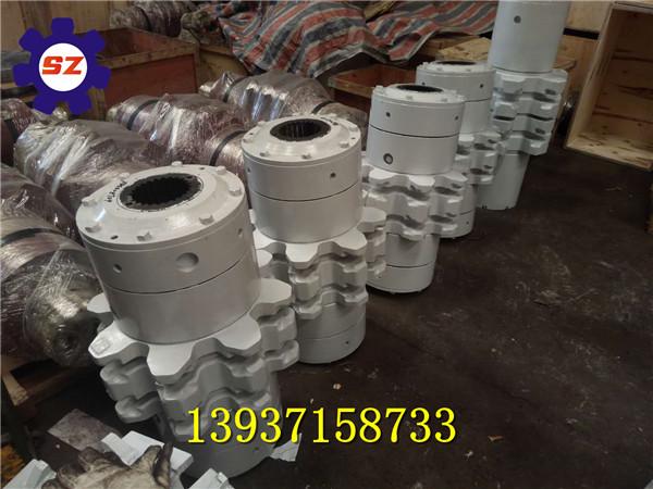 河南双志100/79LL链轮组件刮板输送机重要配件