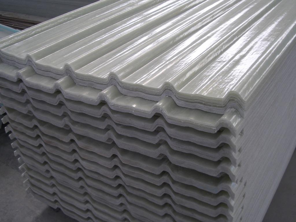 玻璃钢阳光瓦 透明瓦价格多少钱 透明瓦批发图片