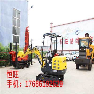 直销微型挖掘机 工程机械挖掘机 多型号挖沟机小挖机