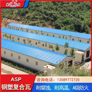 山东莱阳塑钢覆合板 防腐瓦 psp塑钢复合板使用寿命长