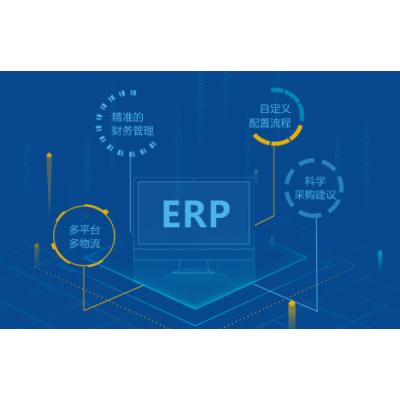 虾皮店群ERP软件定制