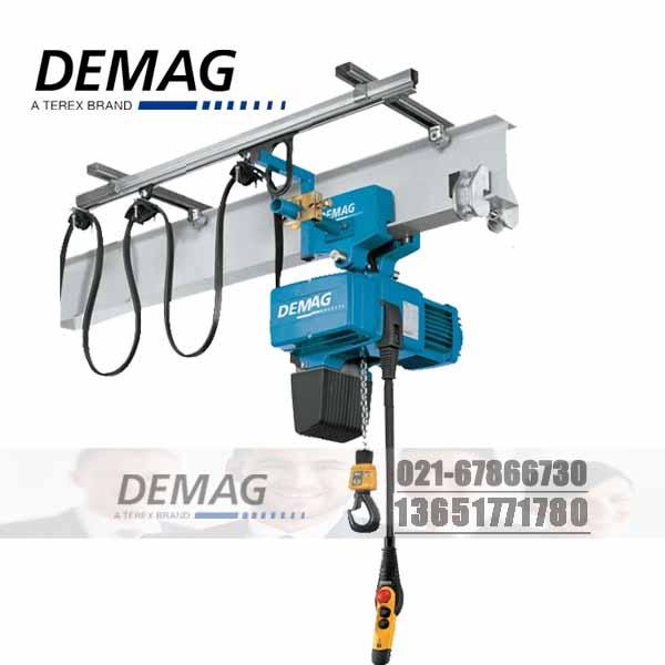 德国德马格-1000KG德马电动环链葫芦参数特点图片