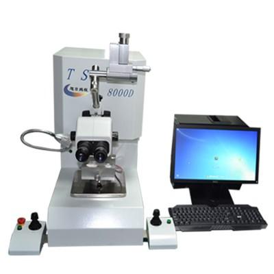 TST微焊点强度测试仪器高精度推拉力位移显微力学试验机