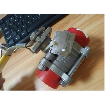 SRH弹簧复位手柄球阀 TQ11F弹簧复位球阀图片