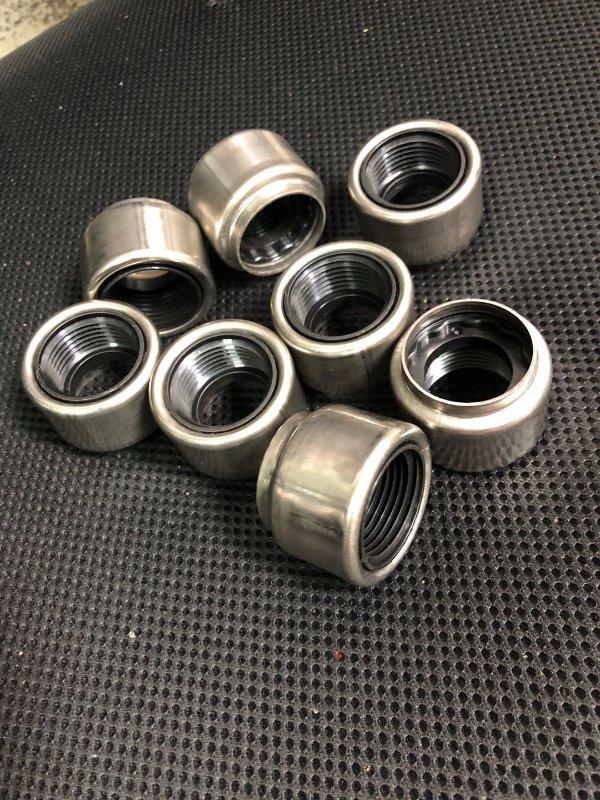 供应:BOT热水工程水表防拆接头螺母图片