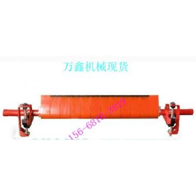 聚氨酯平板定做 非工作面皮带清扫器 V型聚氨酯清扫器