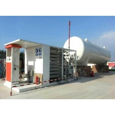 出售撬装式LNG加气站 移动式LNG加气站 LNG撬装加气站