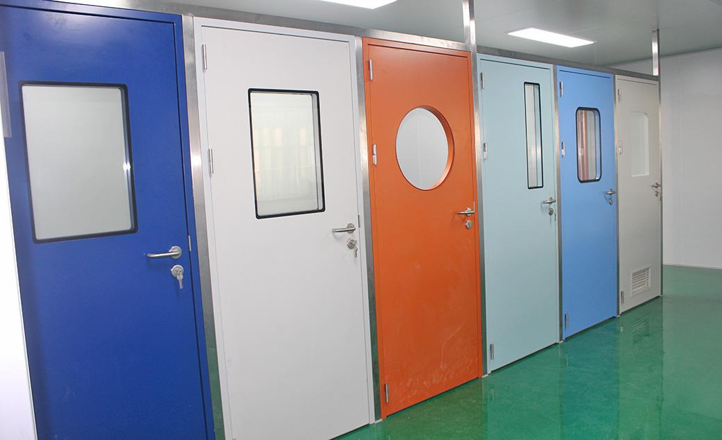 供应洁净门 钢制洁净门 无尘车间门 上门定制安装服务