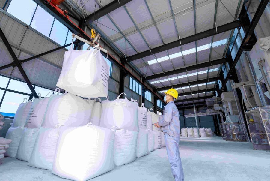 湖南湘怡钙业碳酸钙硅酸钙板用轻质碳酸钙造纸用碳酸钙图片