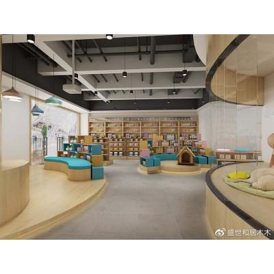 合肥宠物店装修设计,为非人类朋友打造一个舒适的生活空间