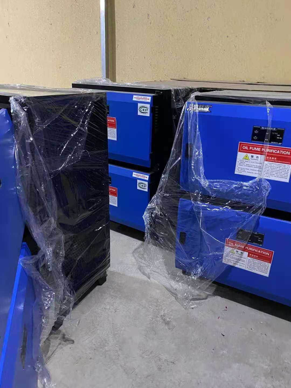 北京厂家直销环保油烟净化器