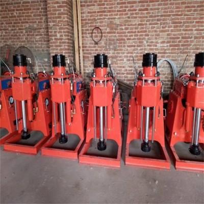 立轴式ZLJ750坑道注浆钻机 履带高铁注浆钻机