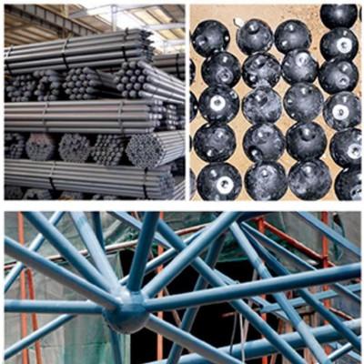 济南网架公司-济南螺栓球网架加工厂-济南焊接球网架公司