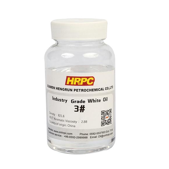 亨润石化工业级3号白油低粘度