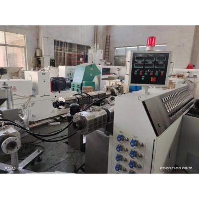管材扩口机PVC管材生产线中空壁缠绕管生产线厂家直销