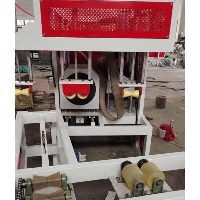 管材扩口机PE管材生产线中空壁缠绕管生产线价格实惠