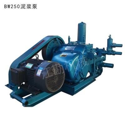 新式BW600/10泥浆泵技术原理 打井用泥浆泵