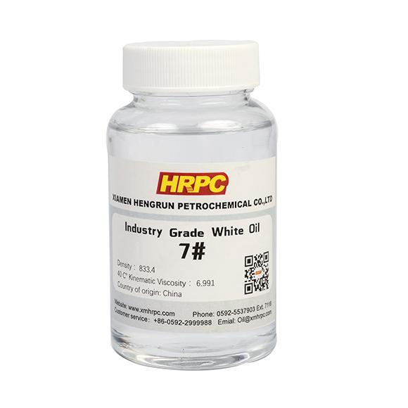 亨润石化7号白油环保低粘度白矿油