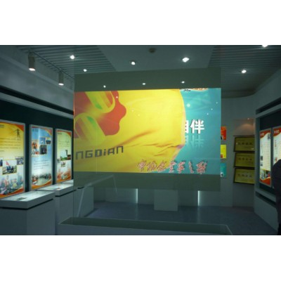 全息投影膜 投影玻璃膜 幻影成像膜 橱窗广告贴膜背投膜图片
