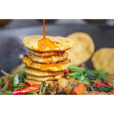 长沙周边*好吃的特色美食柴火鸡推荐罗王古寨