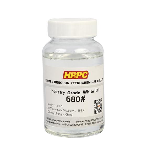 亨润石化KP680工业白油环保无色无味