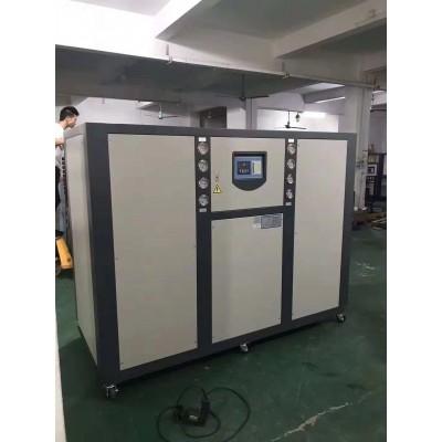 饮料生产线降温制冷专用冷冻机组