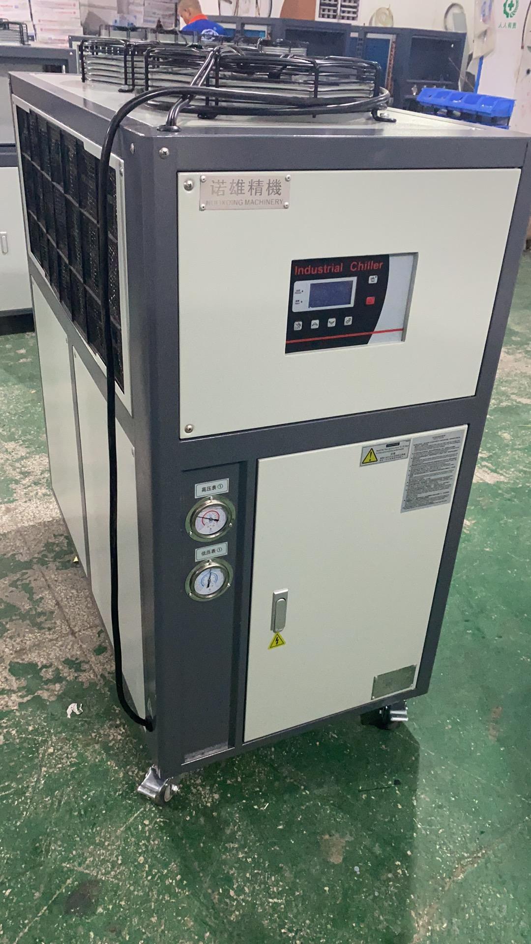 高频炉电源冷却用水循环式降温机图片