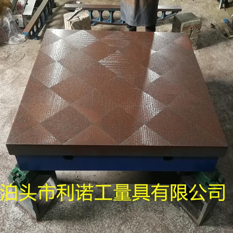铸铁平板、铸铁平台厂家供应图片