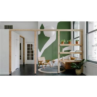 合肥美发工作室装修——化繁为简,小型美发工作室这样设计更舒适