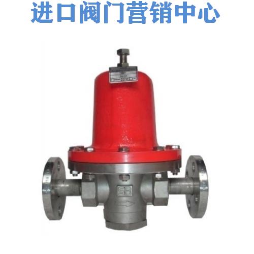 台湾十全直动式法兰减压阀  不锈钢法兰减压阀图片