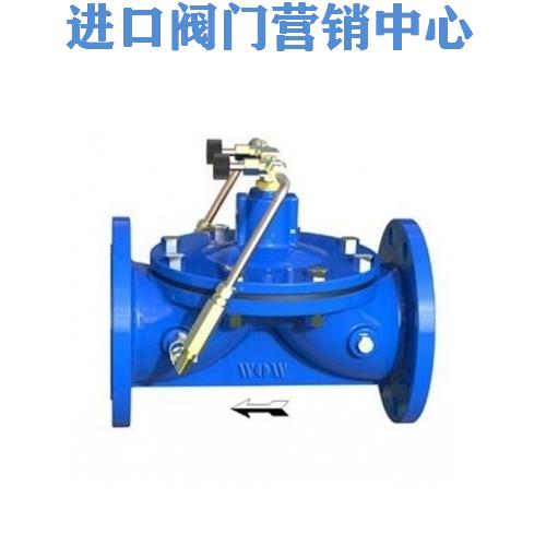 台湾十全隔膜型缓闭逆止阀 球墨铸铁逆止阀