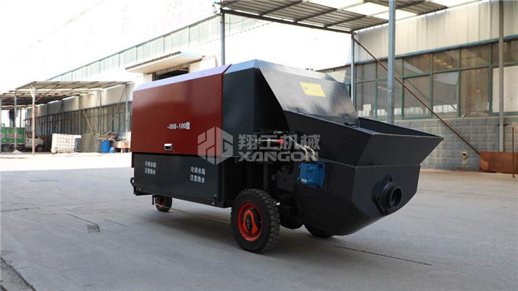 混凝土输送泵 二次构造泵 混凝土运输泵厂家图片