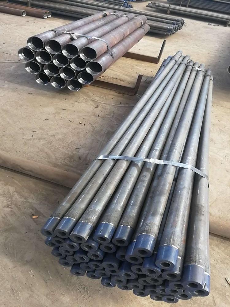 铜川42钻杆 矿用探水钻杆 89矿用外平钻杆图片
