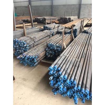 新疆50钻杆定制 坑道钻机钻杆 潜孔钻机89钻杆