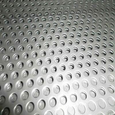 厂家供应镀锌多孔板  圆孔板图片