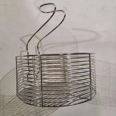 加工生产异形不锈钢网篮