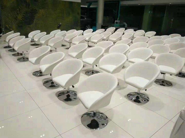 北京全新会展单人沙发租赁  圆弧沙发出租 宴会桌椅租赁